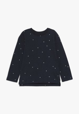 PENELOPE LONG SLEEVE TEE - Top s dlouhým rukávem - indian ink