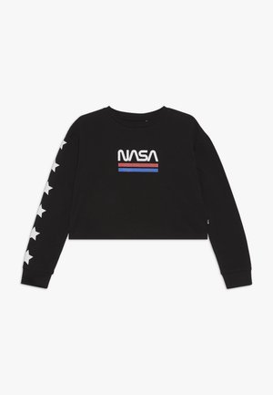 GIRLS LICENSE TEE - Longsleeve - black