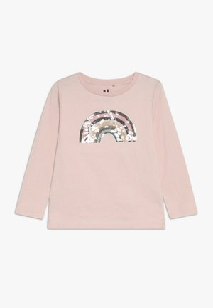 STEVIE EMBELLISHED - Langarmshirt - peach whip