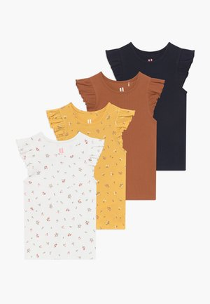 KAIA TANK 4 PACK - Printtipaita - multi-coloured