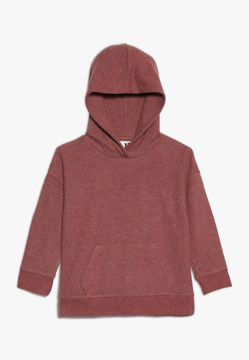 Cotton On - SUPER SOFT HOODIE - Hættetrøjer - burnt desert marle