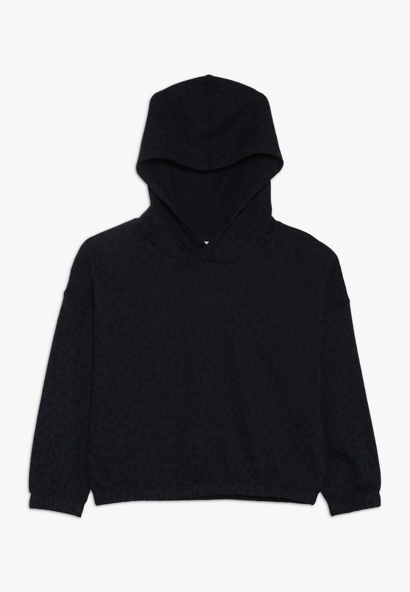 Cotton On - SUVI CROP HOODIE - Mikina s kapucí - indian ink