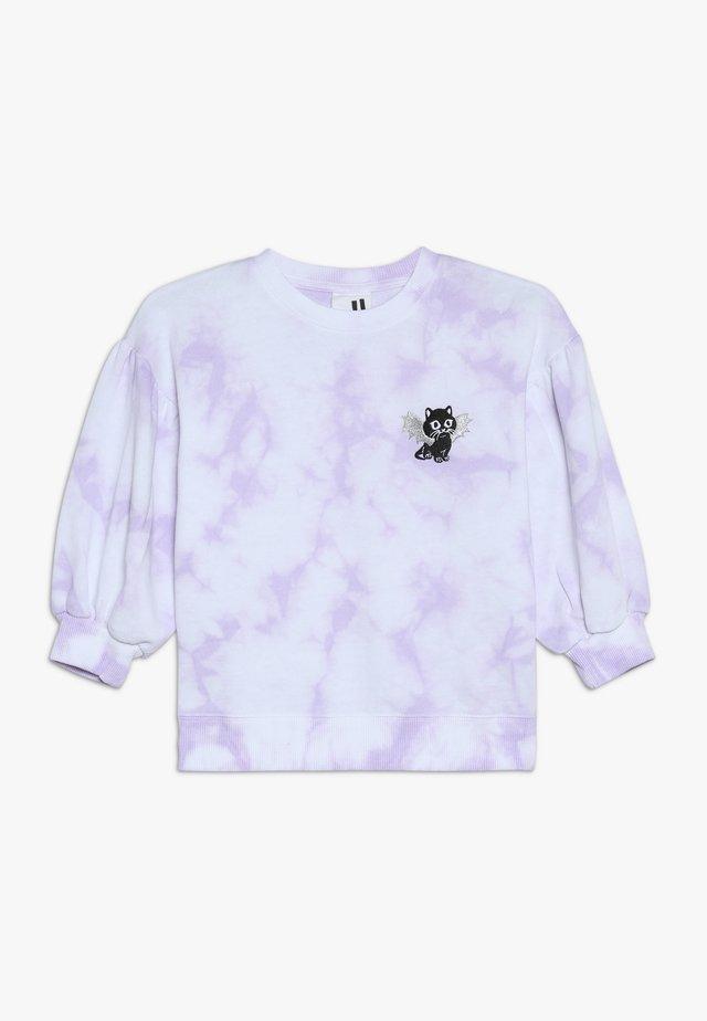 SAGE PUFF SLEEVE  - Sweatshirt - baby lilac