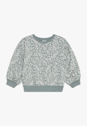 SOPHIE SLOUCH CREW - Mikina - stormy sea