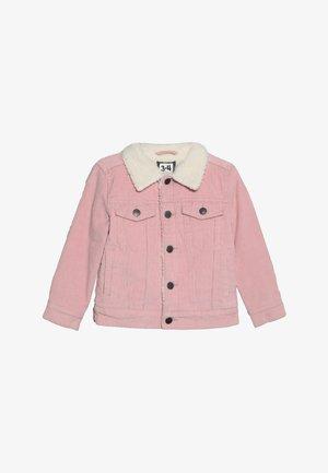 JAMIE JACKET - Zimní bunda - silver pink
