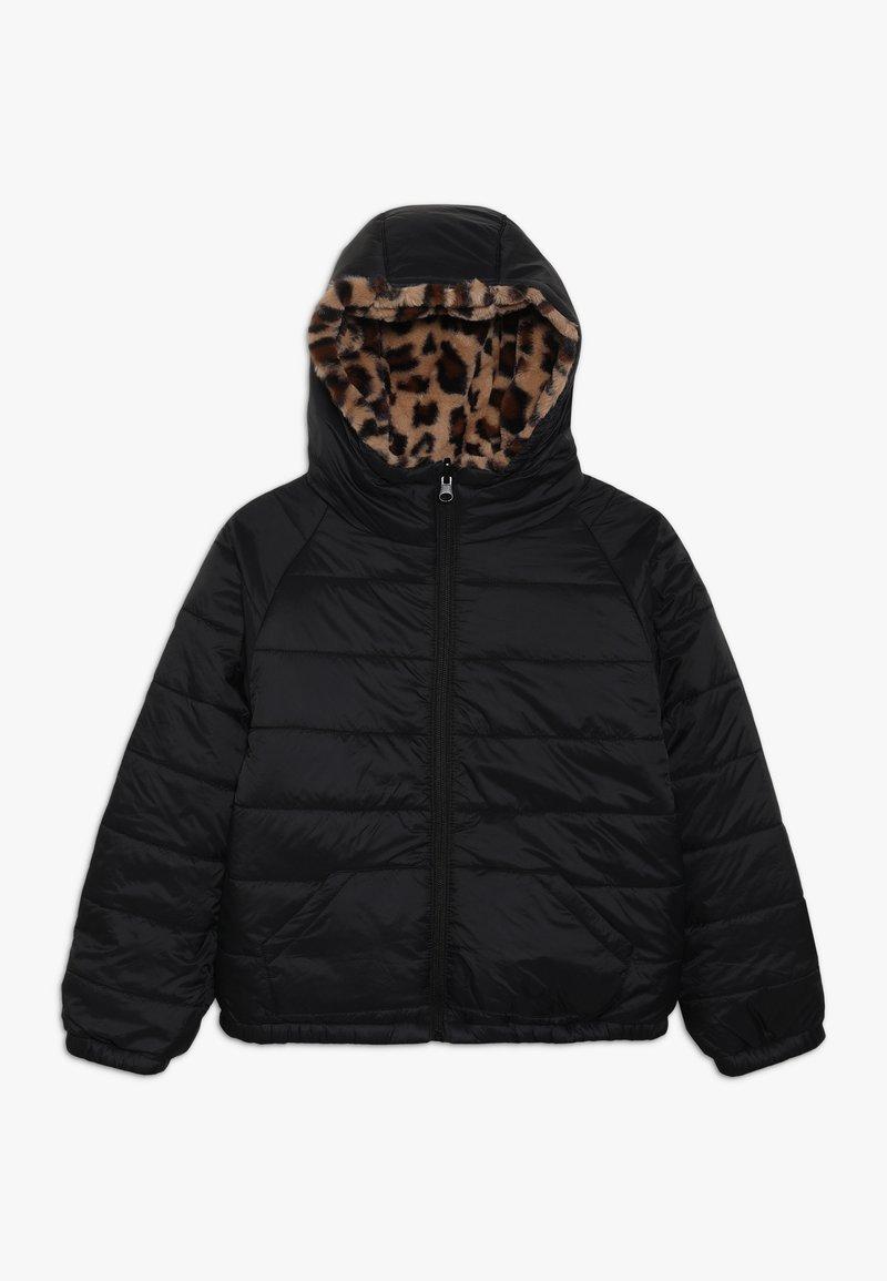 Cotton On - CLARA REVERSIBLE PUFFER - Winterjacke - black