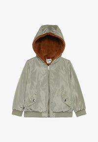 Cotton On - ANNIE REVERSIBLE JACKET - Winter jacket - khaki/amber brown - 3