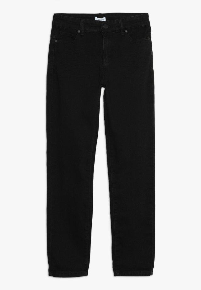 SLIM LEG - Slim fit jeans - black