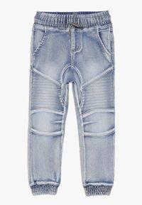 Cotton On - CHAD JOGGER - Kalhoty - sky blue wash - 0