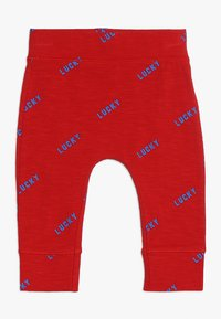 Cotton On - MINI - Leggings - Trousers - rally red - 0