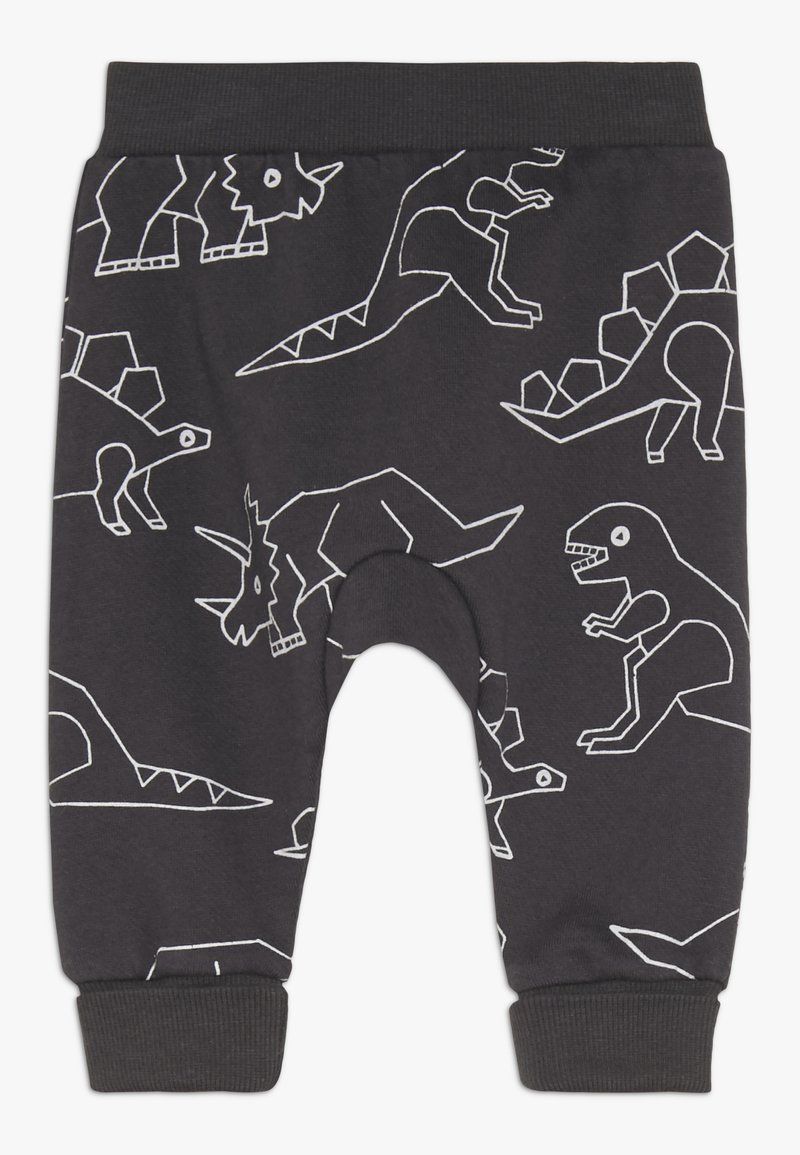 Cotton On - CHARLIE TRACKPANT BABY - Broek - graphite grey