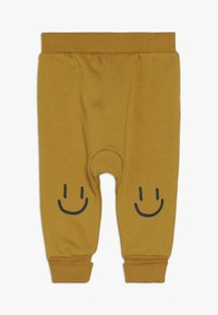 Cotton On - CHARLIE TRACKPANT BABY - Kalhoty - gold glow - 0