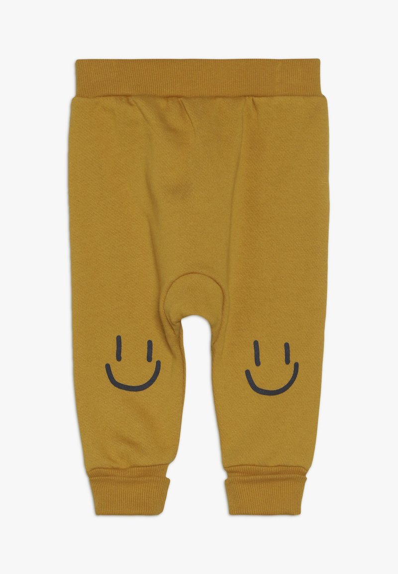 Cotton On - CHARLIE TRACKPANT BABY - Trousers - gold glow