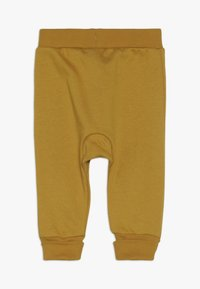 Cotton On - CHARLIE TRACKPANT BABY - Kalhoty - gold glow - 1