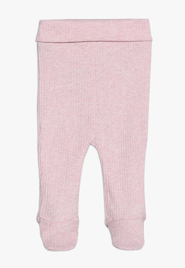 Cotton On - THE FOOTED BABY - Leggings - pink marle