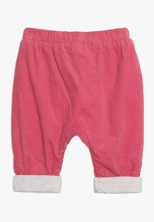 THE BABY PANT  - Trousers - carmine pink