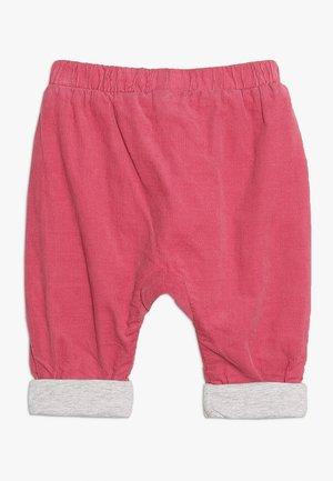 THE BABY PANT  - Kalhoty - carmine pink