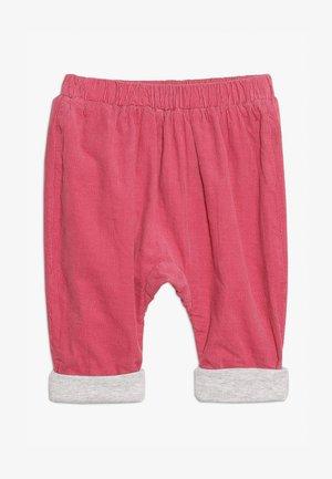THE BABY PANT  - Broek - carmine pink