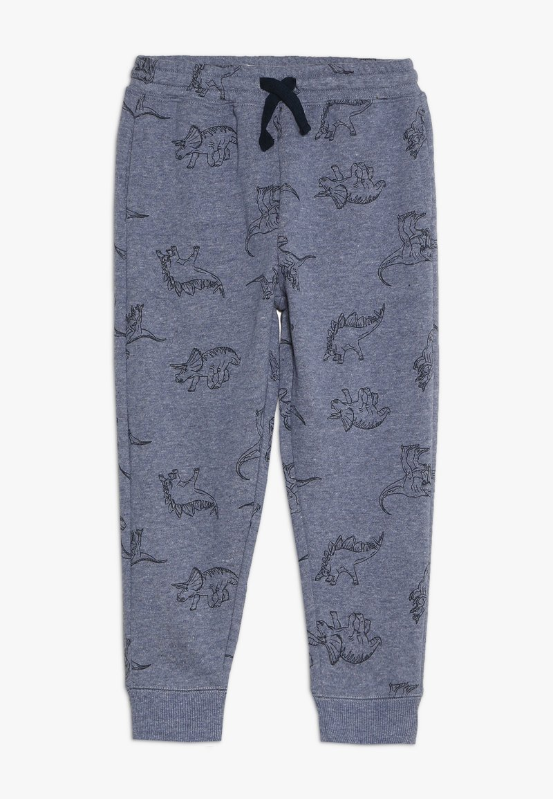 Cotton On - LEWIS TRACKPANT - Teplákové kalhoty - denim marle