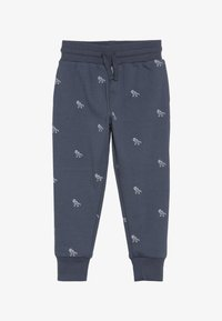 Cotton On - LEO TRACKPANT - Pantaloni sportivi - vintage navy - 3