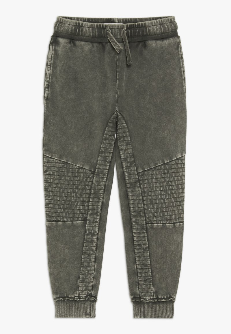 Cotton On - MOTO TRACKPANT - Träningsbyxor - beatle green