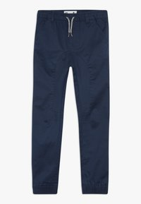 Cotton On - LOGAN CUFFED - Kalhoty - navy - 0
