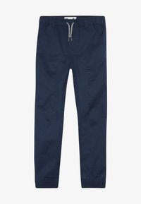 Cotton On - LOGAN CUFFED - Kalhoty - navy - 2