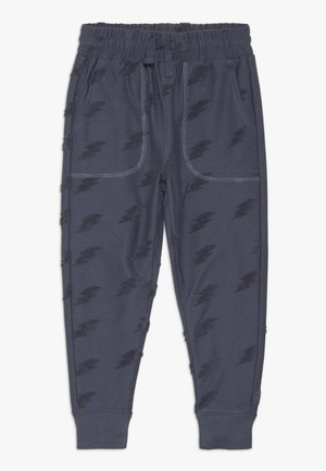 HERITAGE TRACKPANT - Tracksuit bottoms - vintage navy
