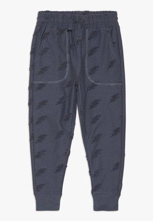 HERITAGE TRACKPANT - Pantalones deportivos - vintage navy