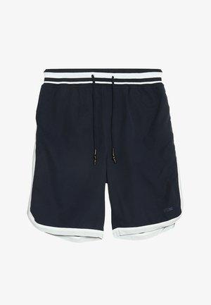 TEEN BOYS - Spodnie treningowe - navy