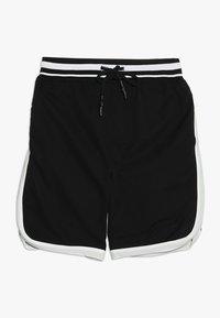 Cotton On - TEEN BOYS - Teplákové kalhoty - black - 0