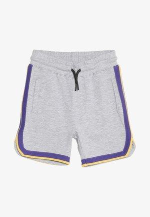 KIDS HENRY SLOUCH - Pantalones deportivos - light grey marle