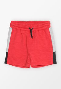 Cotton On - KIDS HENRY SLOUCH - Träningsbyxor - sophie red/splice - 0