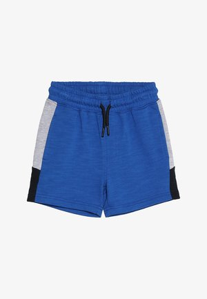 KIDS HENRY SLOUCH - Tracksuit bottoms - ultra blue/splice