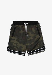 Cotton On - TEEN BOYS BASKETBALL - Kraťasy - khaki - 3
