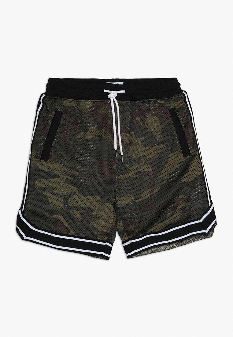 Cotton On - TEEN BOYS BASKETBALL - Shorts - khaki