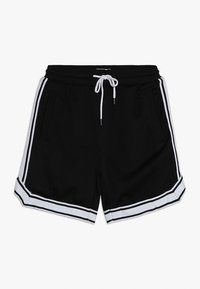 Cotton On - TEEN BOYS BASKETBALL - Kraťasy - black - 0