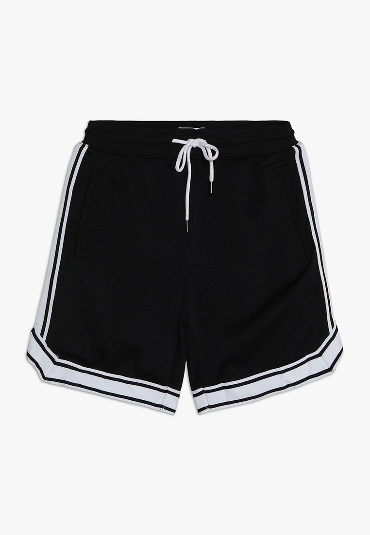 Cotton On - TEEN BOYS BASKETBALL - Kraťasy - black