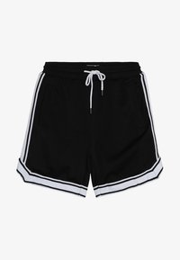 Cotton On - TEEN BOYS BASKETBALL - Kraťasy - black - 3