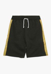 Cotton On - TEEN SPORTS - Teplákové kalhoty - dark khaki - 0