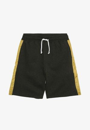 TEEN SPORTS - Teplákové kalhoty - dark khaki