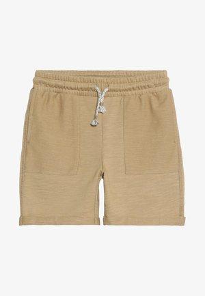KIDS HENRY SLOUCH  - Pantalones deportivos - beige