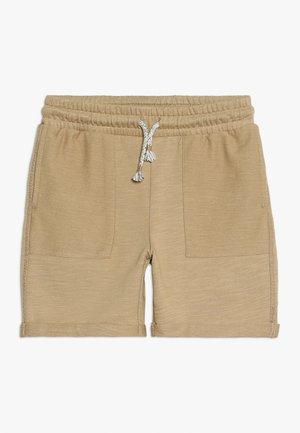 KIDS HENRY SLOUCH  - Tracksuit bottoms - beige