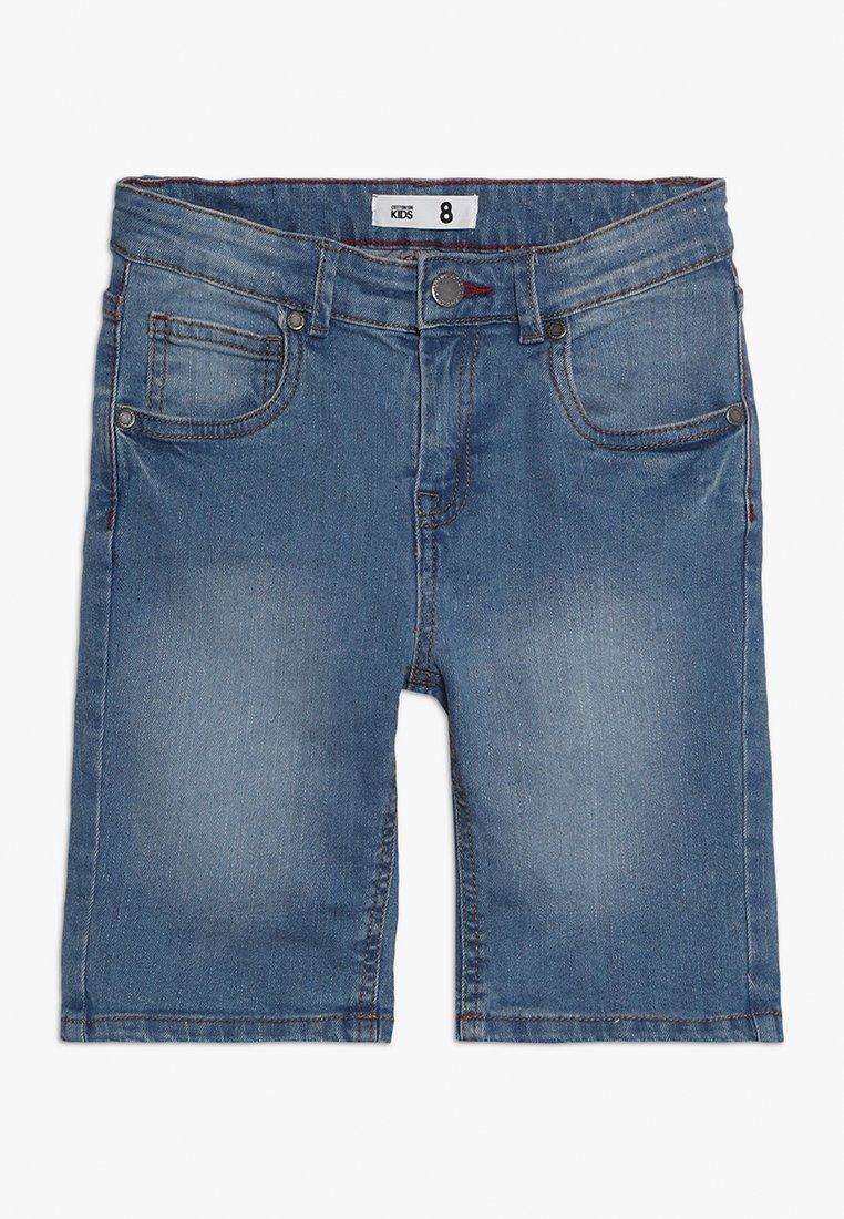 Cotton On - KIDS ELLIOT - Jeans Shorts - indigo