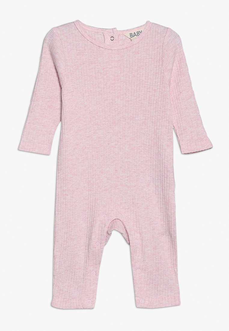 Cotton On - THE SNAP ROMPER BABY - Jumpsuit - pink marle