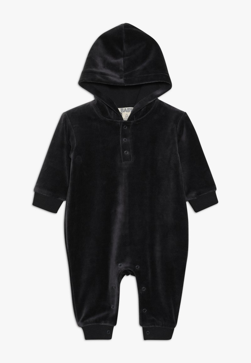 Cotton On - ROMPER BABY - Overall / Jumpsuit /Buksedragter - graphite grey