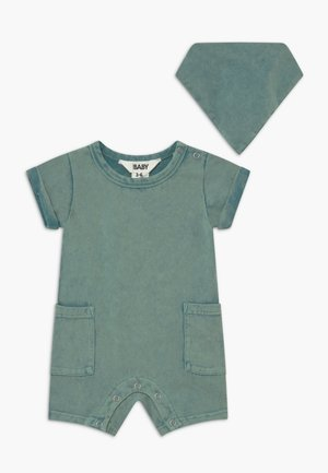 BUNDLE ALBY SET - Overal - aqua dream