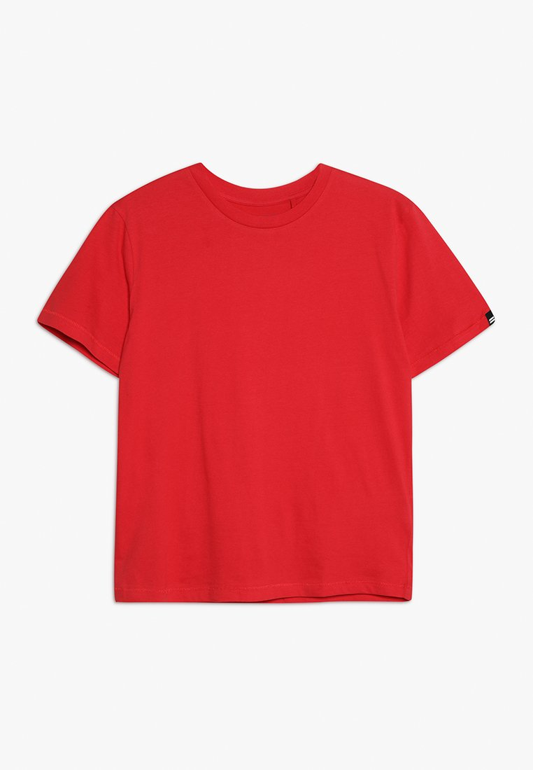 Cotton On - TEEN EQUALS TEE - Basic T-shirt - red