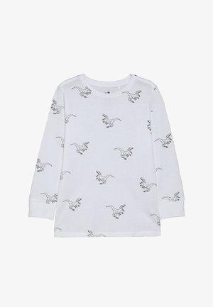 TOM - Langærmede T-shirts - white