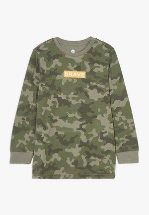 TOM - Long sleeved top - green